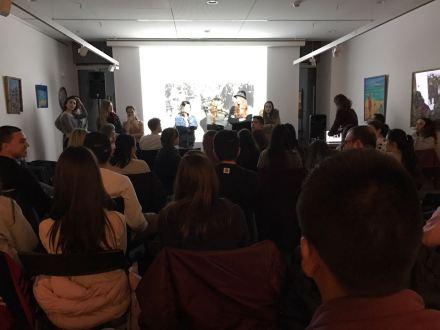 Presentación de EL CALIDOSCOPI. 22/02/2017 en Calàbria 66